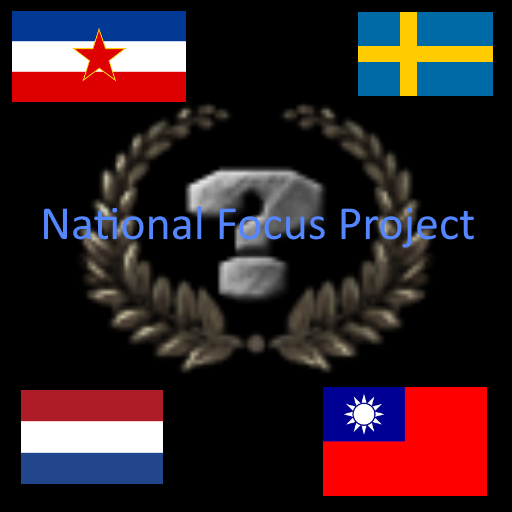 National Focus Project Mod For Hearts Of Iron Iv
