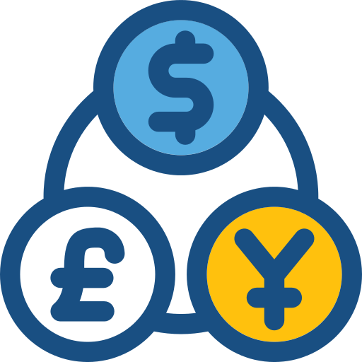 Exchange Currency Png Icon