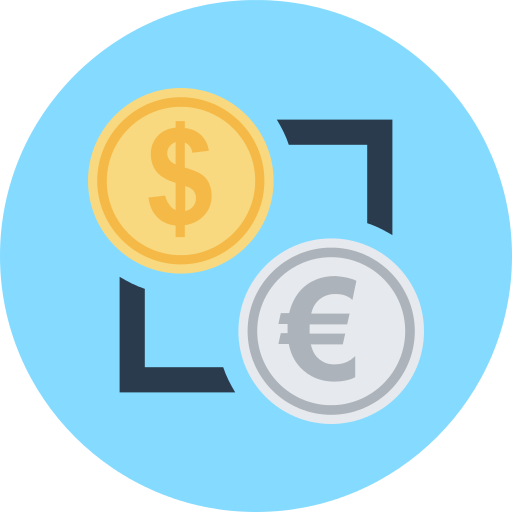 Exchange Euro Png Icon