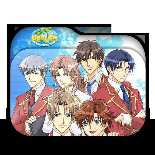 Gakuen Heaven Folder Icon