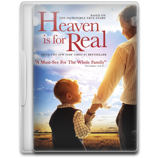 Heaven Is For Real Icon Movie Mega Pack Iconset