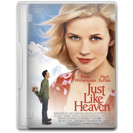 Just Like Heaven Icon Movie Mega Pack Iconset
