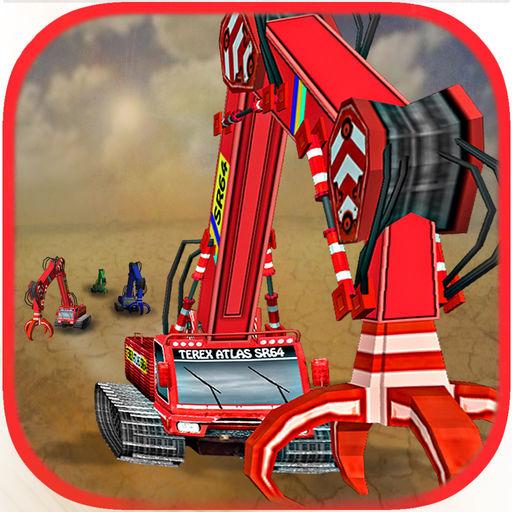 Excavator Race