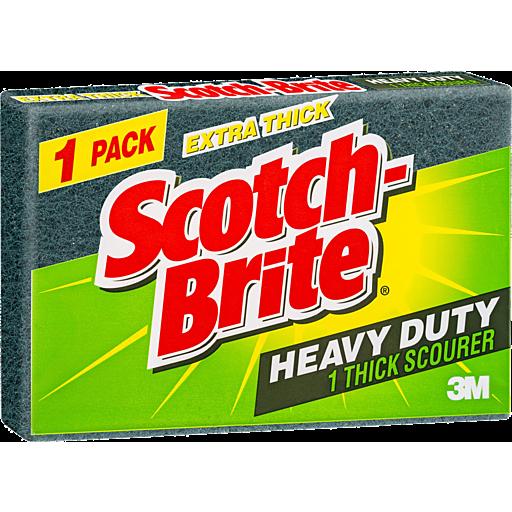 Scotch Brite Heavy Duty Thick Scourer