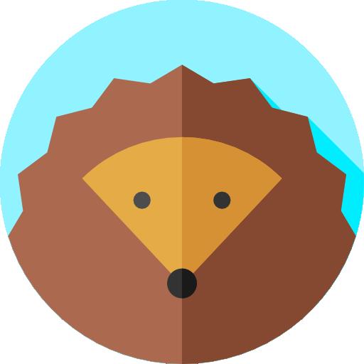 Hedgehog Icon Pet Shop Freepik