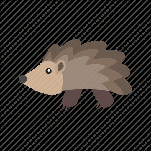 African, Animal, Brown, Cute, Hedgehog, Hedgehogs, Pet Icon