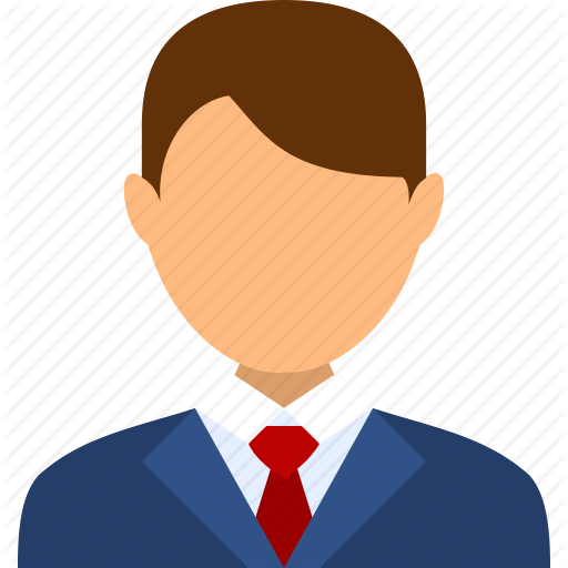 Account, Boss, Boy, Businessman, Man, Manager, User Icon