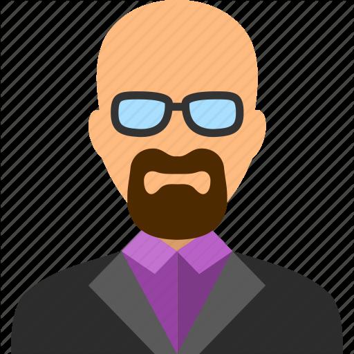 Businessman, Heisenberg, Human, Man, Professor, Teacher, User Icon