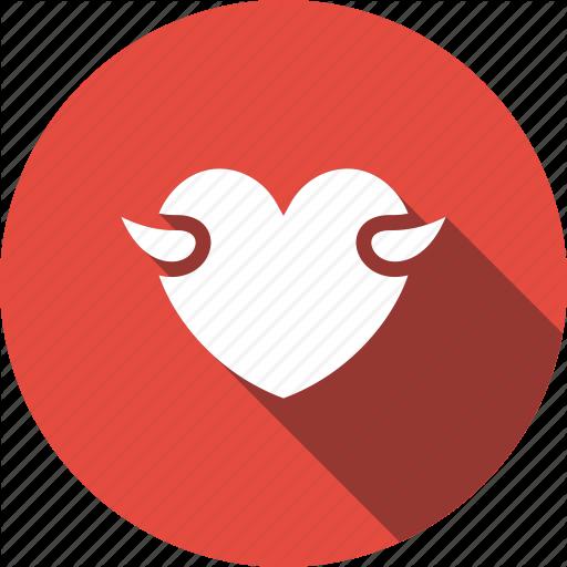 Act, Amendment, Devil, Heart, Hell, Love Icon