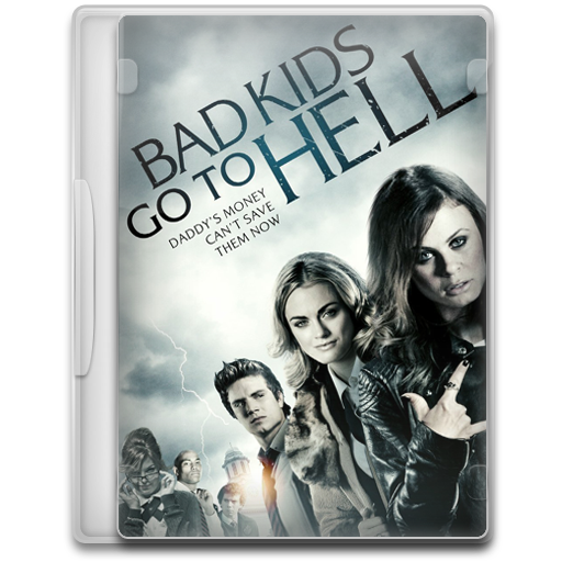 Bad Kids Go To Hell Icon Movie Mega Pack Iconset