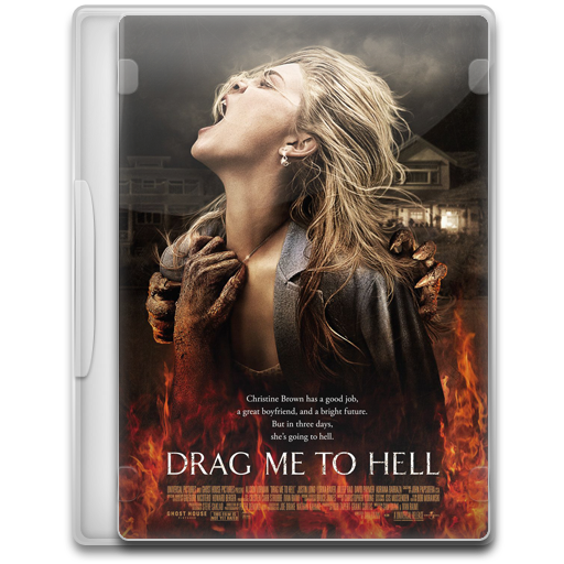 Drag Me To Hell Icon Movie Mega Pack Iconset