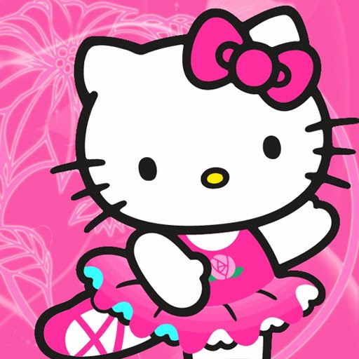 Get My Latest Apps Free! Hello Kitty Live Wallpaper