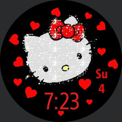 Hello Kitty Bling For Huawei Watch