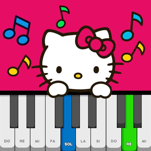 Hello Kitty Music Piano Play Along Deluxe