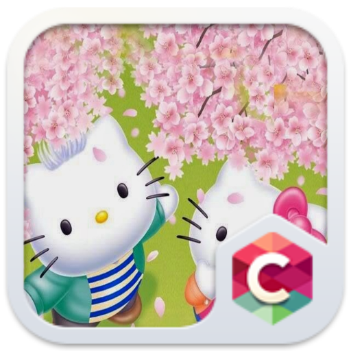 Hello Kitty Free Android Theme U Launcher