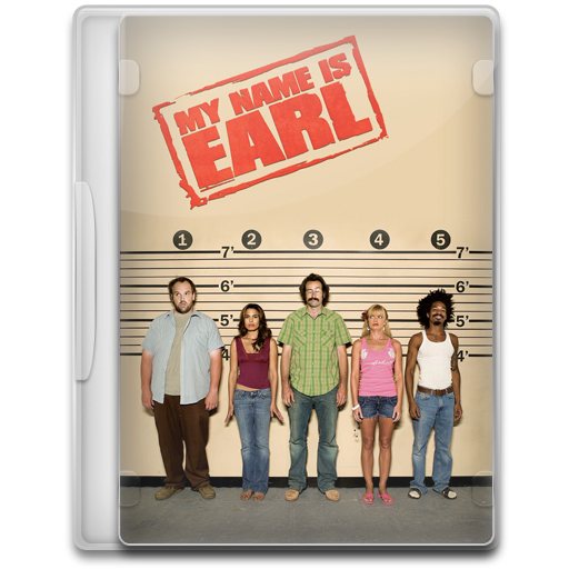 My Name Is Earl Icon Tv Show Mega Pack Iconset