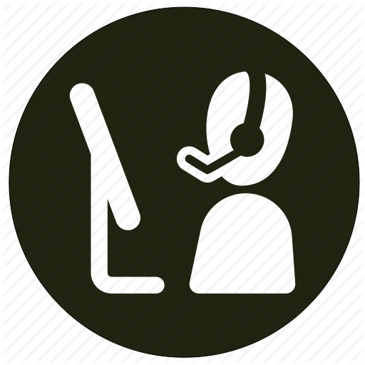 Customer, Help, Service, Support Icon