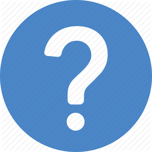 Blue, Circle, Help, Information, Query, Question, Support Icon