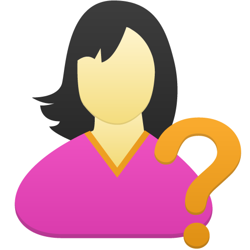 Female, User, Help Icon Free Of Flatastic Icons