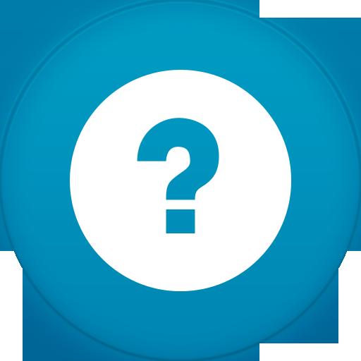 Help Icon Circle Addon Iconset