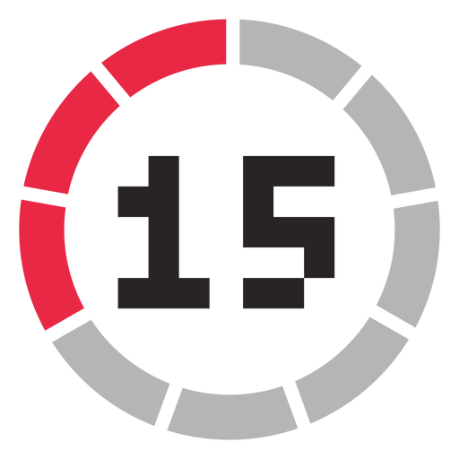 Minutes Counter Icon