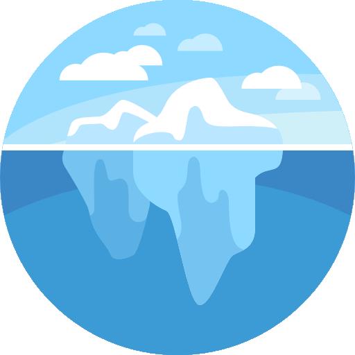 Iceberg Icons Free Download