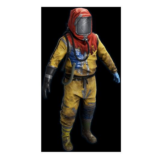 Hazmat Suit Rust Wiki Fandom Powered