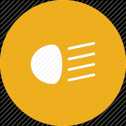 Beam, Bulb, Headl High, L Light, Spotlight Icon