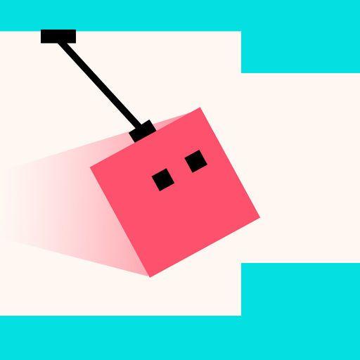 Impossible Square Rope Dash Ios Icon Ios Icons Ios