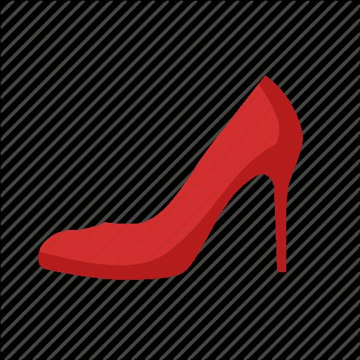 Heels, High Heels, Shoe, Shoes, Woman Shoe, Woman Shoes Icon