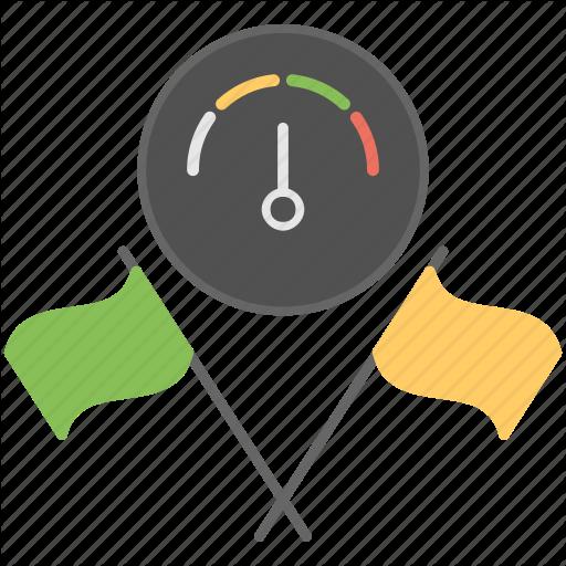 High Productivity Level, Performance Indicator, Performance Meter