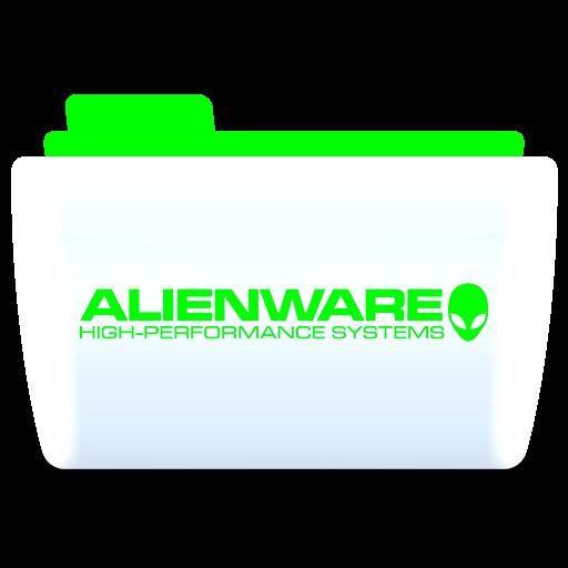 Alienware, Folder, Icon Free Of Colorflow Icons