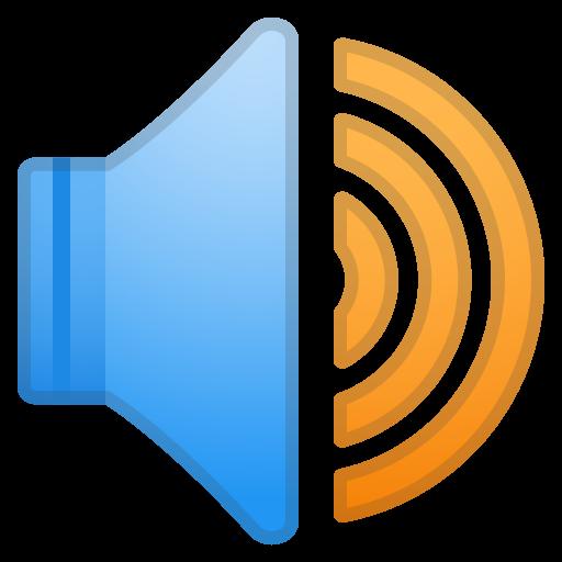 Speaker High Volume Icon Noto Emoji Objects Iconset Google
