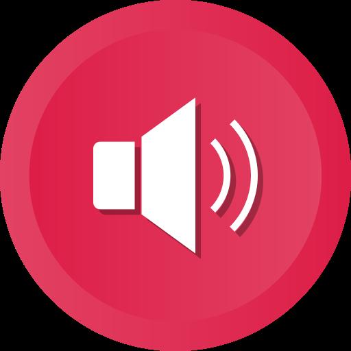 Loud, Music, On, Sound, Speaker, Volume Icon Free Of Ios Web
