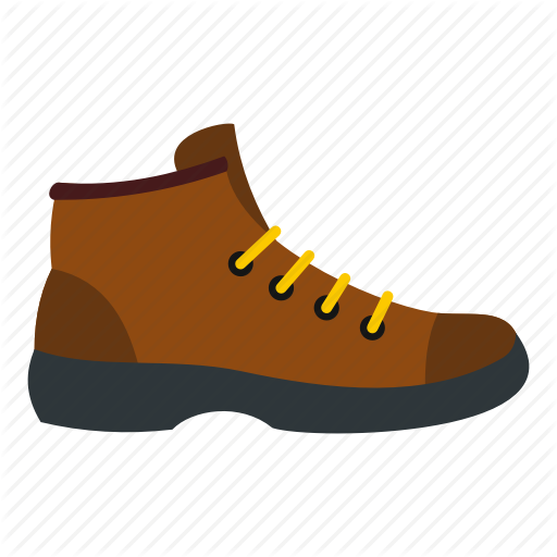 Boot, C Hike, Hiking, Shoe, Track, Travel Icon