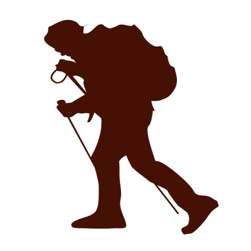 Hiking Clip Png Huge Freebie! Download For Powerpoint