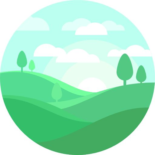 Hills Free Vector Icons Designed