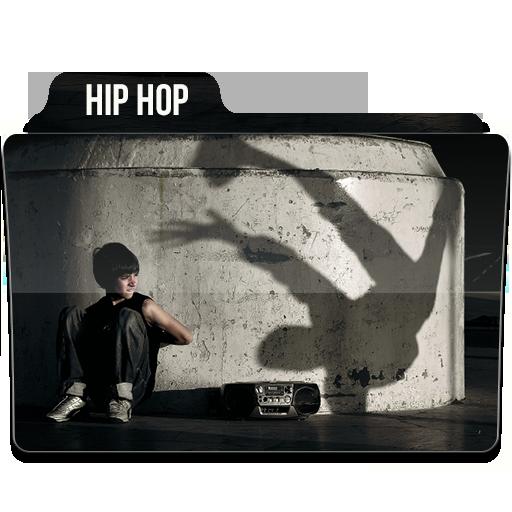 Hip Hop Icon Music Folder Iconset Limav