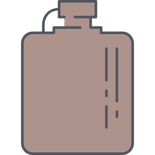 Hip Flask Png Icon