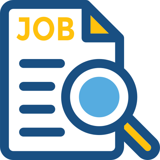Job Search Png Icon