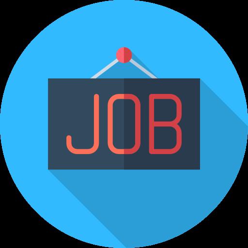 Signaling, Sign, Work, Job, Hiring Icon