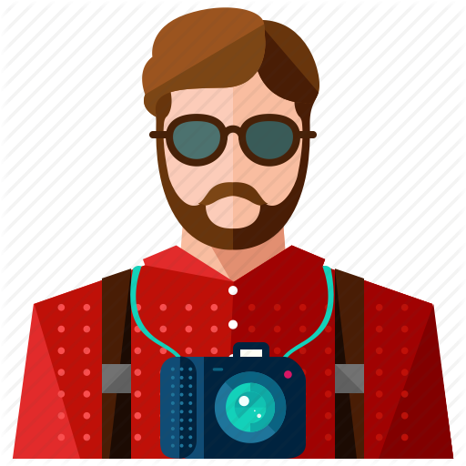 Account, Avatar, Person, Photographer, Profile, User Icon