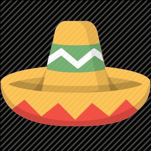 Culture, Fiesta, Hat, Hispanic, Mexican, Mex Sombrero Icon