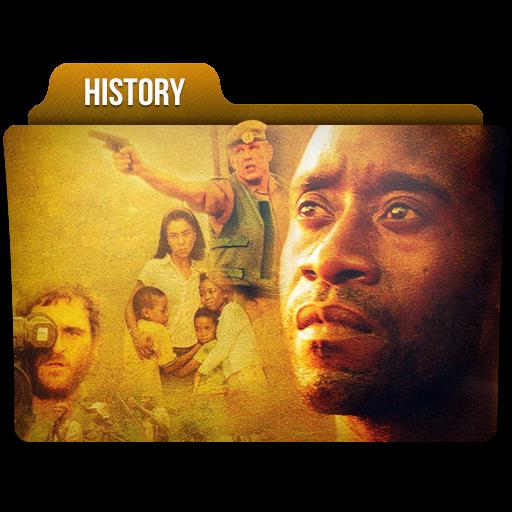 History Icon Movie Genres Folder Iconset Limav