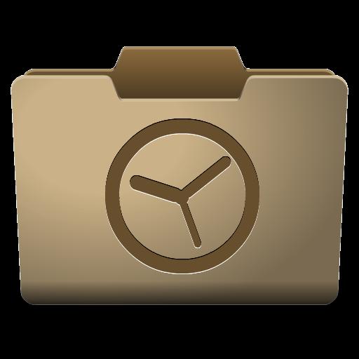 Cardboard History Icon