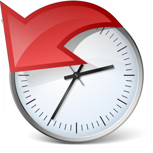 Iconexperience V Collection Clock History Icon