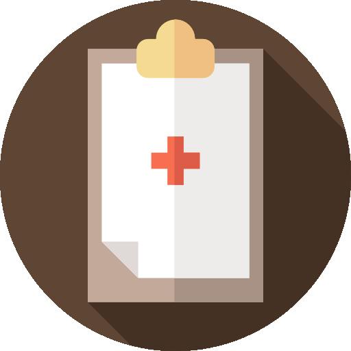 Clinic History Icon
