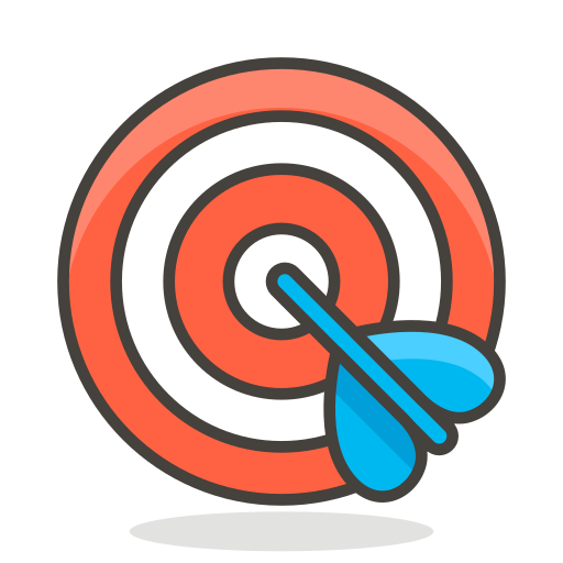 Direct, Hit Icon Free Of Free Vector Emoji