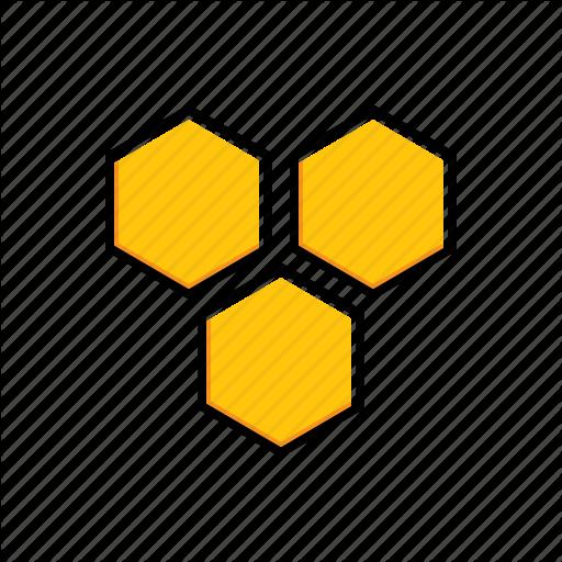 Bee, Hive, Nature Icon