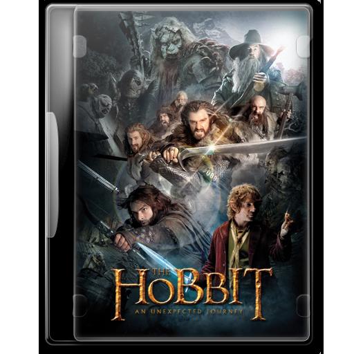 Hobbit An Unexpected Journey Icon Hobbit Iconset